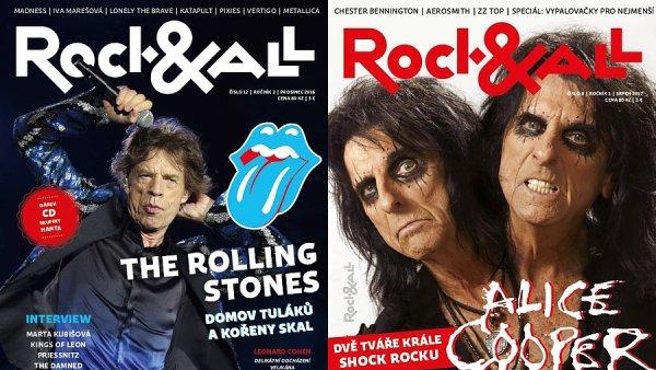 Magazín Rock and All