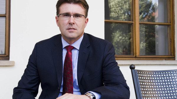 Jaroslav Holásek z kanceláře Havel, Holásek & Partners.
