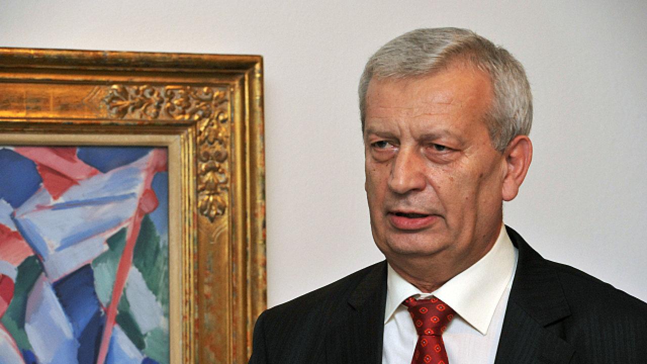 Miloslav Vaněk, bývalý ředitel ÚZSVM, 2011