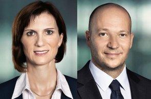 Lenka Polanská a Radek Stein, noví partneři poradenské společnosti TPA