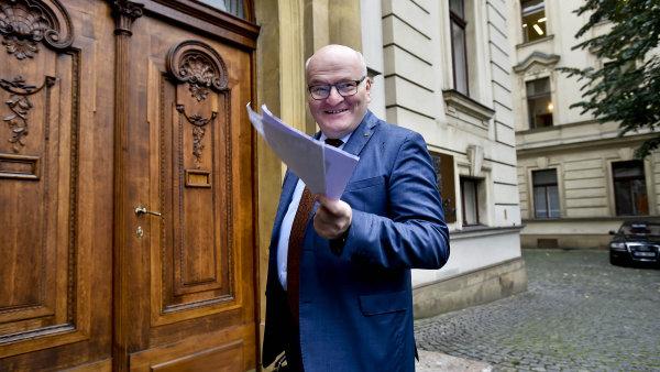 Pražský lídr KDU-ČSL Daniel Herman se několikrát střetl s prezidentem Milošem Zemanem.