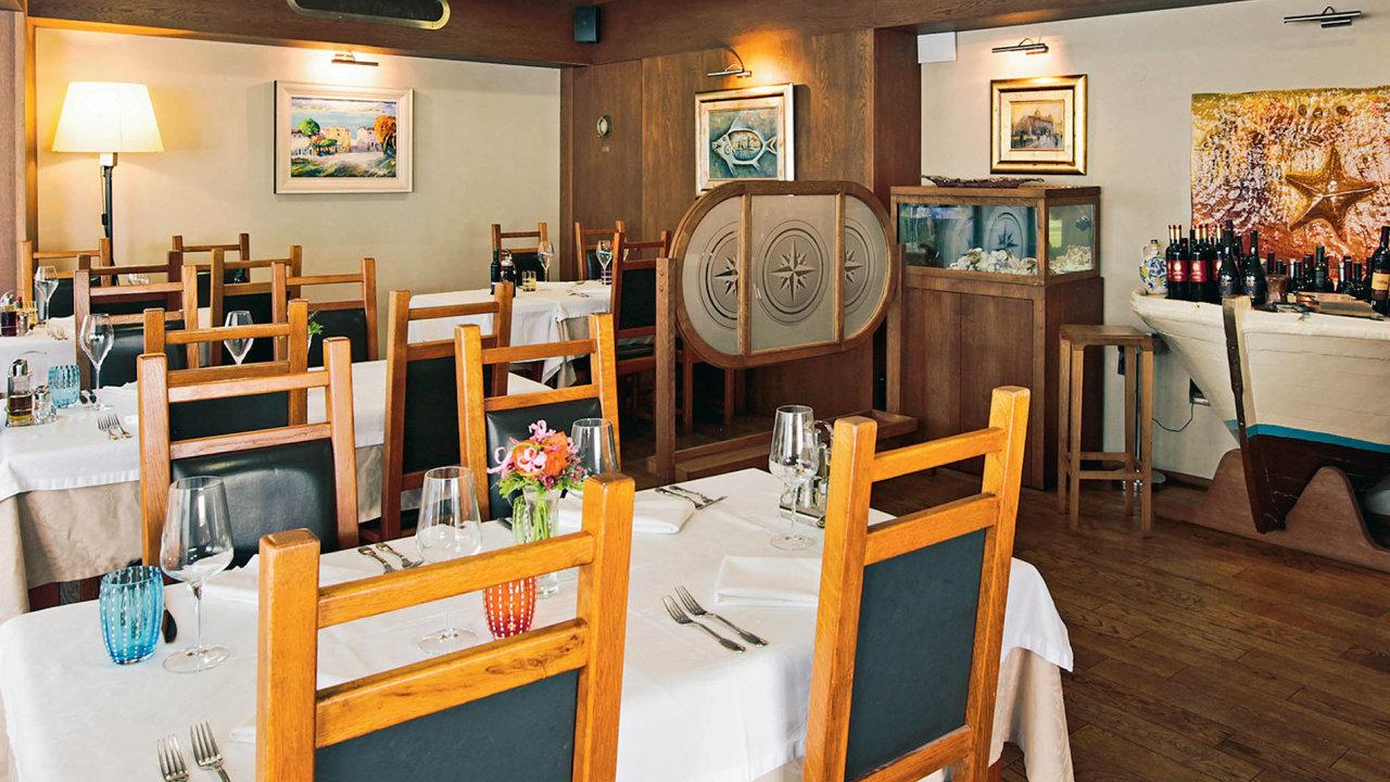 Restaurace Chorvatský Mlýn