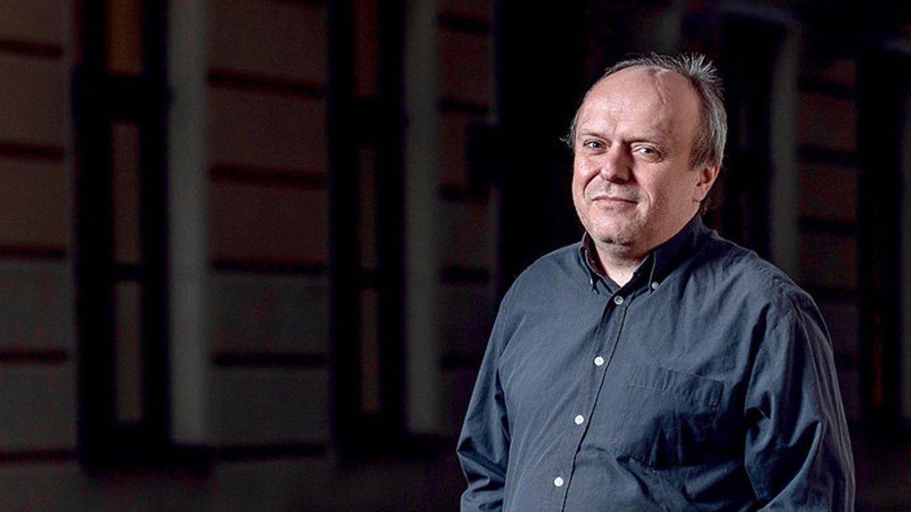 René Levínský, matematik a dramatik.