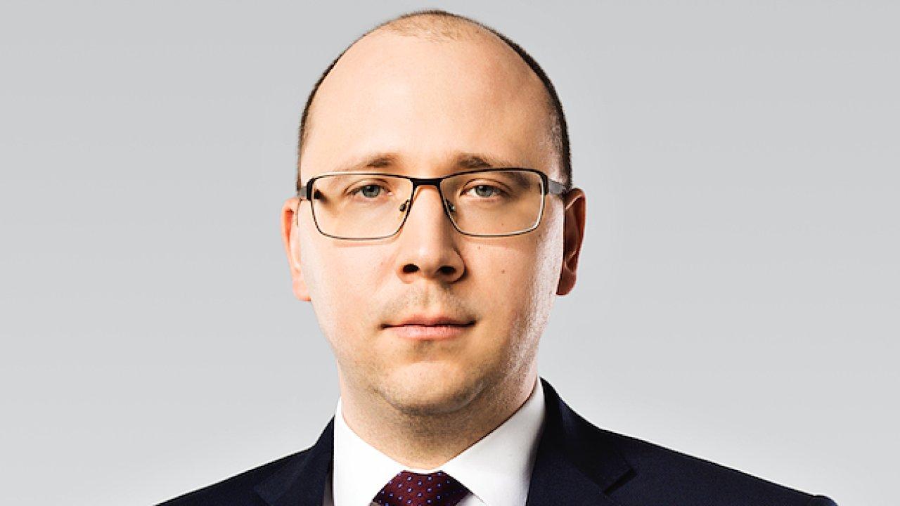 Vjačeslav Lypko, investiční ředitel a zástupce  společnosti Enterprise Investors pro Českou republiku