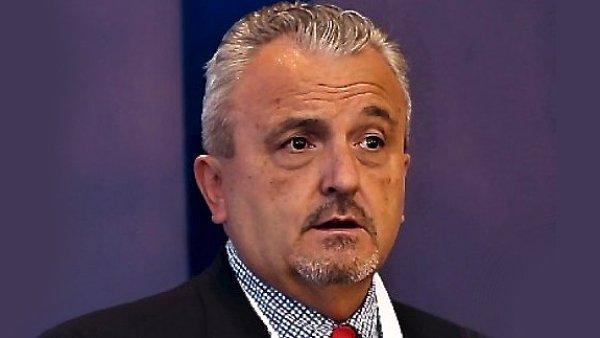 Zoran Puskovic, generální ředitel společnosti Kaspersky Lab pro východní Evropu