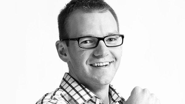 Jakub Loos, manažer značky Becherovka