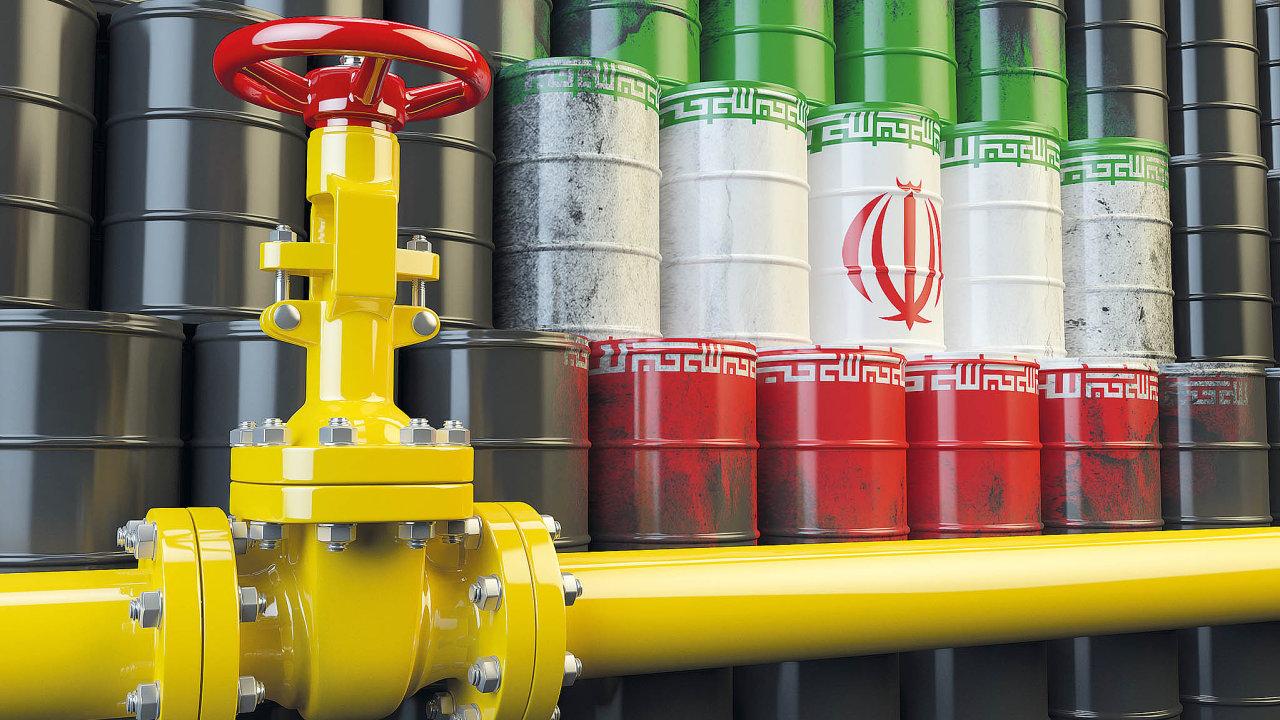 Írán je nyní třetím největším exportérem ropy v rámci Organizace zemí vyvážejících ropu (OPEC) za Saúdskou Arábií a Irákem.