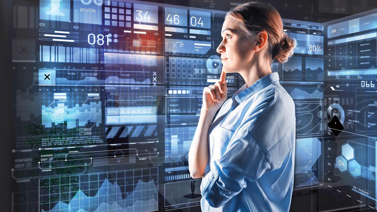 Podle otevřené profesní komunity Wikibon se příjmy z big dat na trhu se softwarem a službami celosvětově zvýší z letošních 42 na 103 mld. USD v roce 2027 a dosáhnou 10,88 % ročního růstu (CAGR).