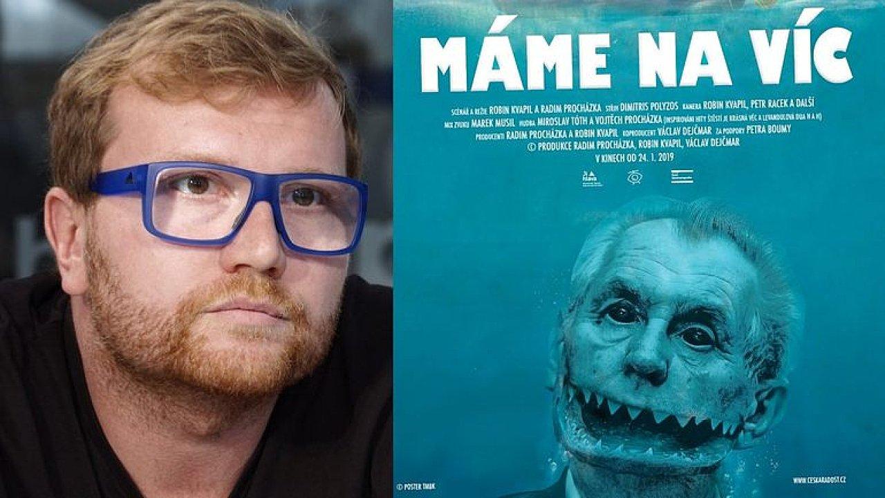Selhali jsme, Horáček nebyl autentický, film je manuál pro další volby, říká Kvapil.