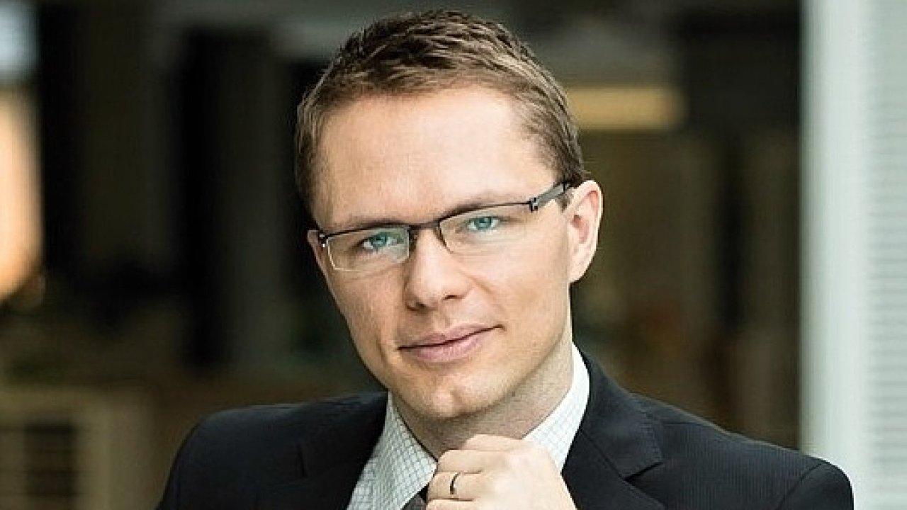 Jaroslav Vybíral, hlavní stratég ČSOB Asset Management
