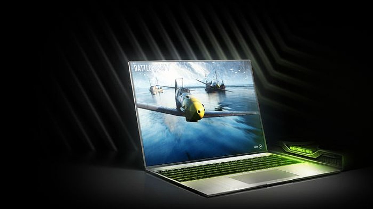 Nvidia spouští grafickou revoluci s GeForce GTX 2080 pro notebooky a RTX 2060 pro masy.