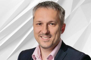 Martin Michalíček, ředitel divize Energetiky společnosti ABB