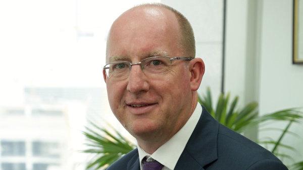 John Wilkinson, vedoucí partner oddělení forenzních služeb a podpory integrity v ČR a regionu střední a jihovýchodní Evropy EY