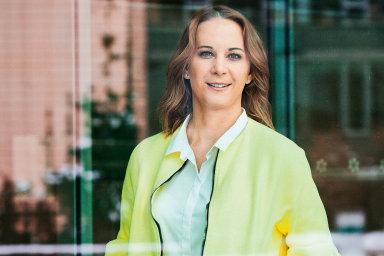 Dagmar Kubíková z firmy Citfin vítá příznivou odezvuzaměstnanců na neobvyklý benefit – kratší pracovní týden