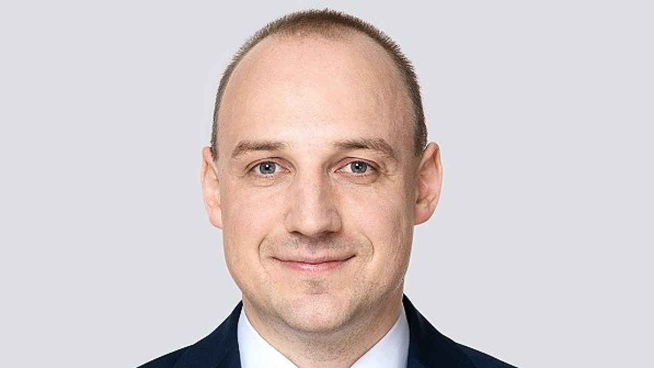 Martin Baláž, country manager pro Českou republiku a Slovensko společnosti Prologis