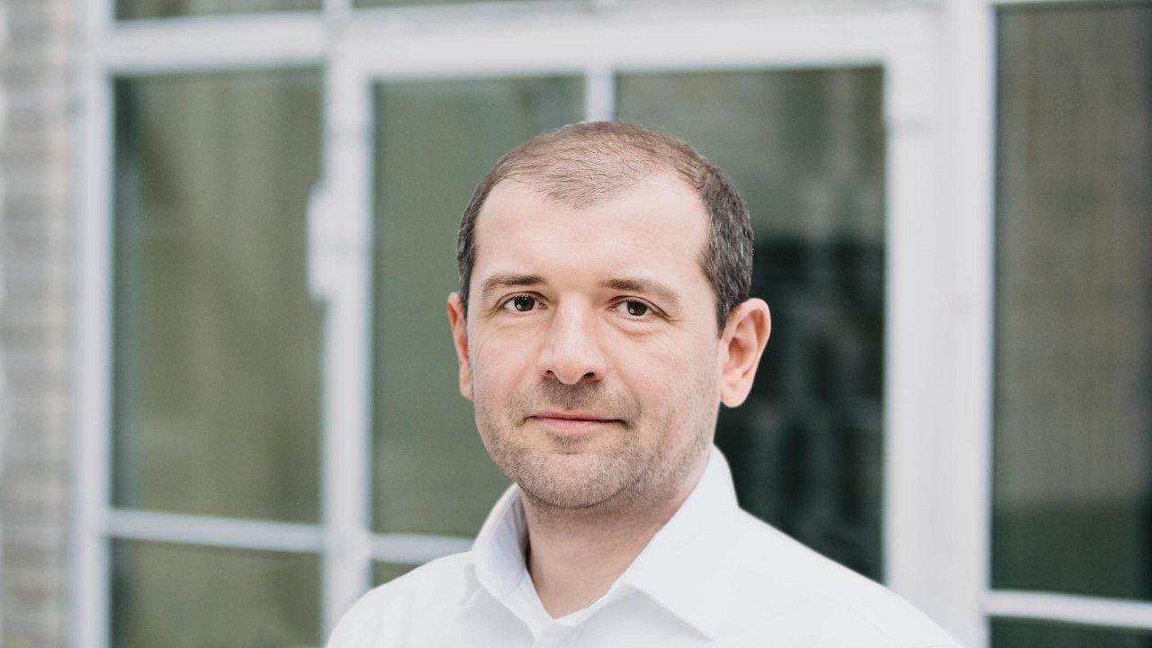 Ředitel KPMG Legal Martin Hrdlík
