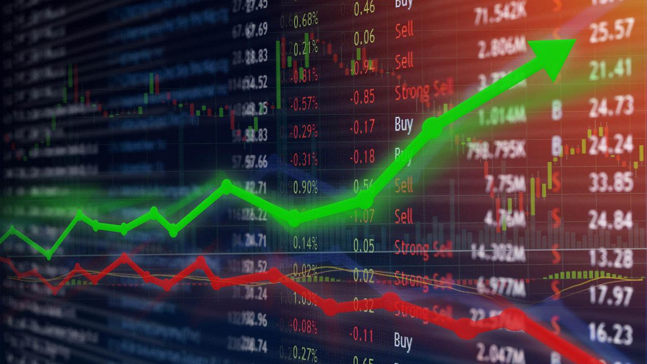 Portfolio sestavené nahorizont pěti či šesti let scílem překonat inflaci by mělo obsahovat akcie coby nejpravděpodobnějšího nositele výnosu.