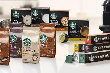 Už od února je káva Starbucks na pultech obchodů a v některých e-shopech na 14 trzích světa, přičemž v Evropě jde o Belgii, Nizozemsko, Španělsko a Velkou Británii.