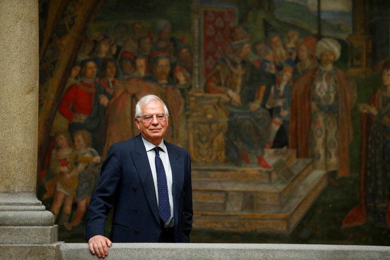 Prostořeký diplomat. Josep Borrell, který si nebere před ničím anikým servítky, povede evropskou diplomacii.