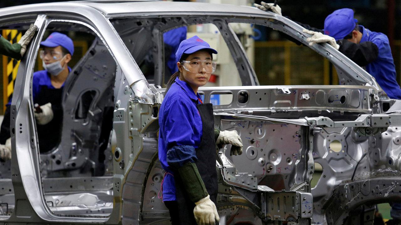 Auto, čína, BYD