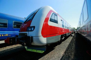 Trať pro vlaky s rychlostí až 320 kilometrů v hodině by Vysočinou mohla vést přes Světlou nad Sázavou, Jihlavu a Velké Meziříčí.