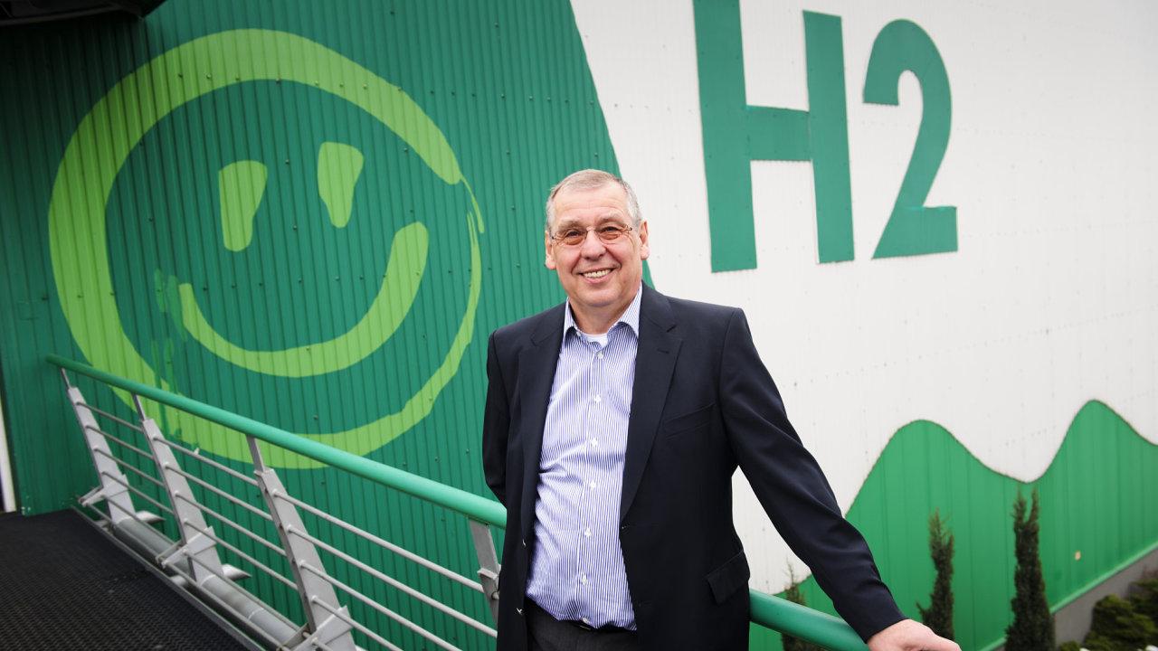 František Piškanin, majitel firmy Hopi