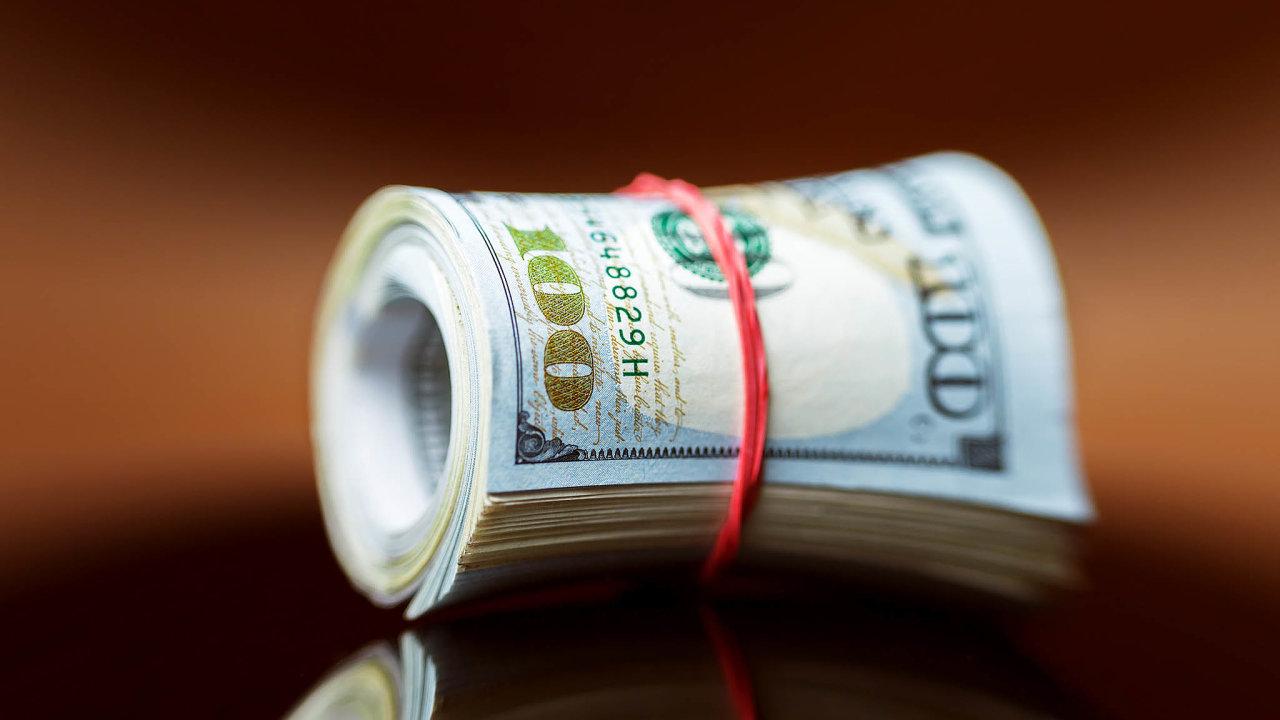 Majetek dolarových miliardářů loni činil8,54 bilionu dolarů (197,5 bilionu Kč).