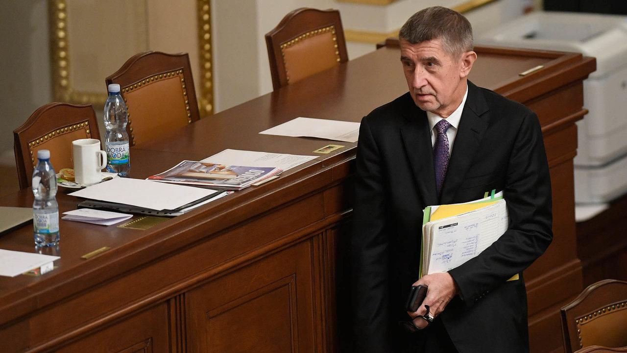 Český premiér Andrej Babiš (ANO) prožívá jeden z nejtěžších týdnů za dobu svého působení v politice.