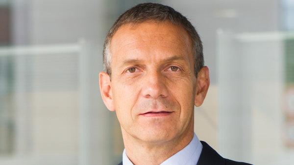 Andrew Krenek, HR ředitel pro 4CE region společnosti Canon EMEA