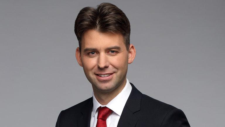 Tomáš Jandík, CEO a předseda představenstva REICO investiční společnosti České spořitelny, a. s.