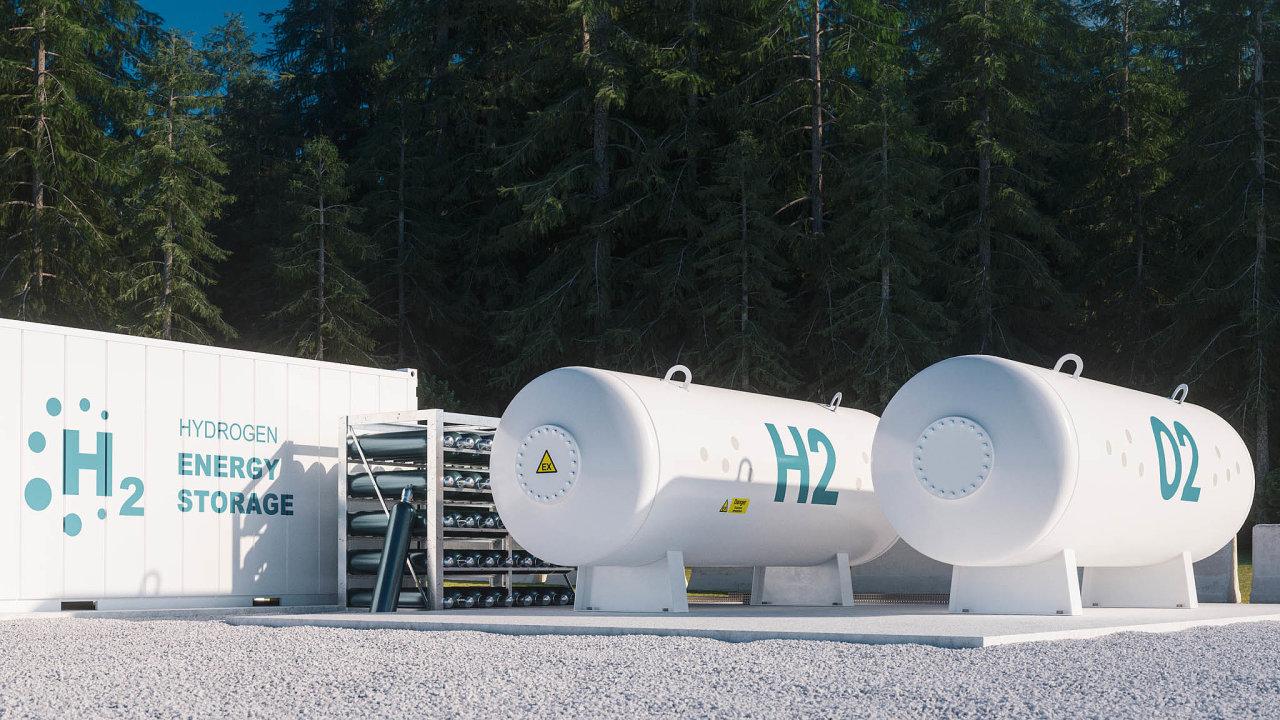 Po elektromobilitě mají svoji strategii také ti, kdo vidí budoucnost ve vodíku. Ten se má podle plánů Evropské komise stát náhradou fosilních paliv.