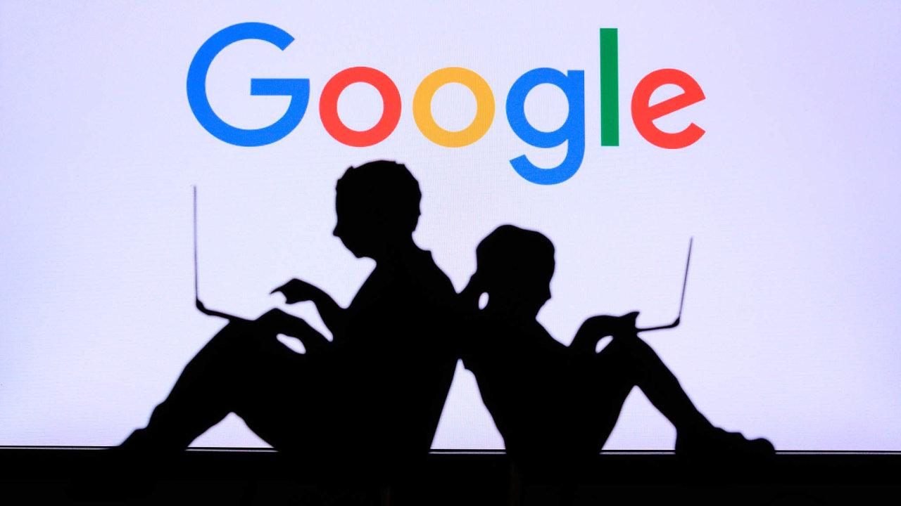 Evropě vadí, jakým způsobem odvádějí daně velké technologické korporace jako například Google.