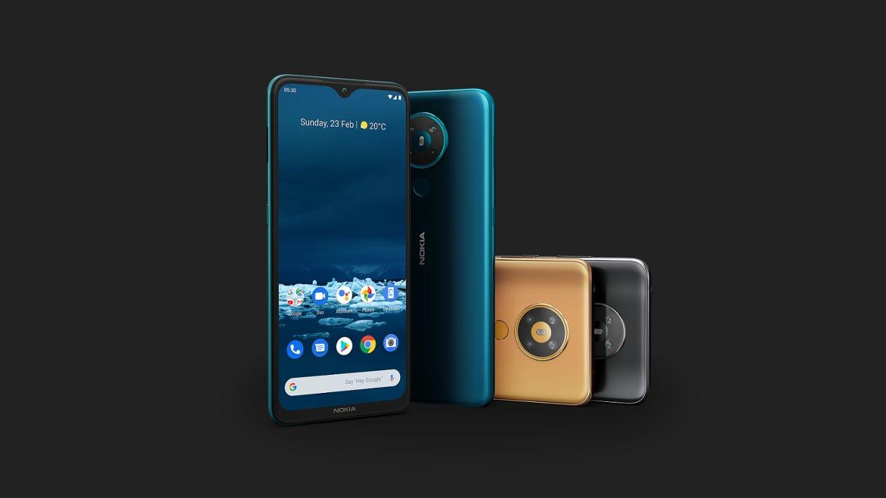 Nokia 5.3 je elegantní pracant s jistou budoucností.