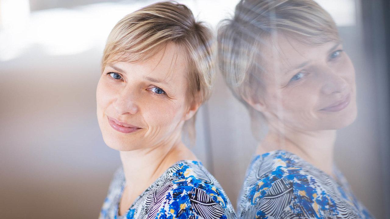 Zuzana Paulovics, vedoucí programu Start it vČSOB