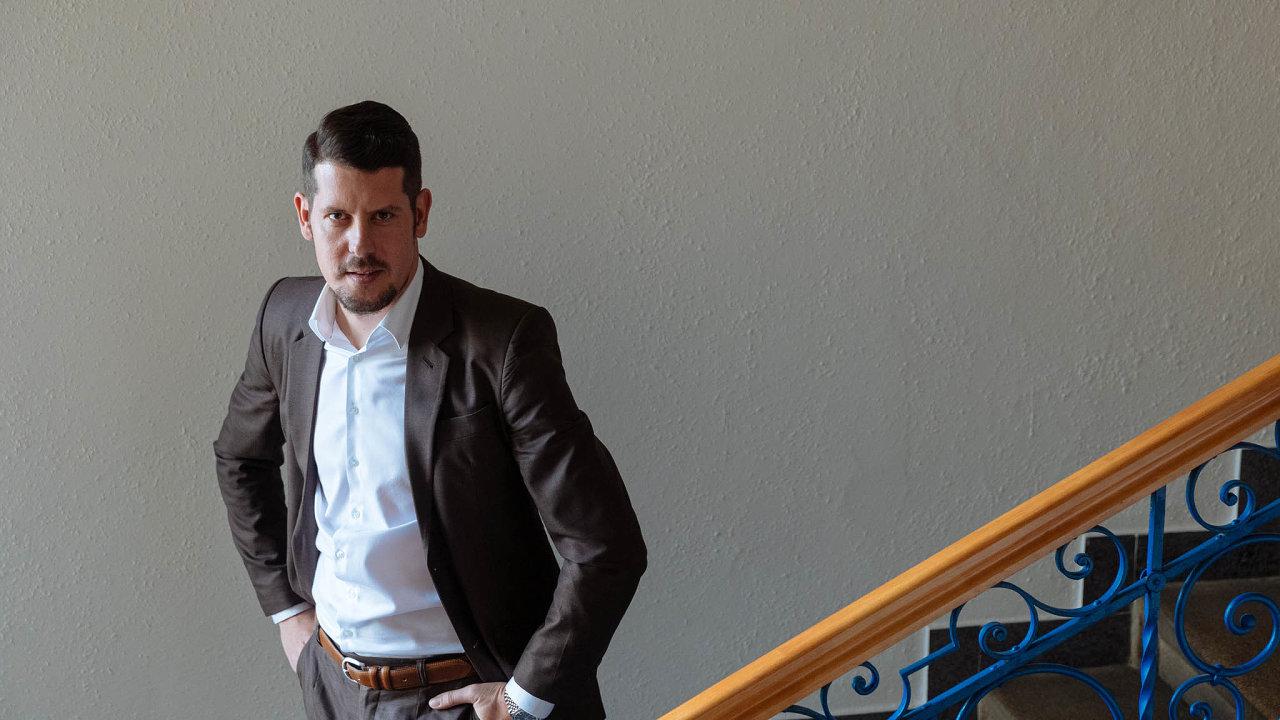 Michal Jelínek Praha