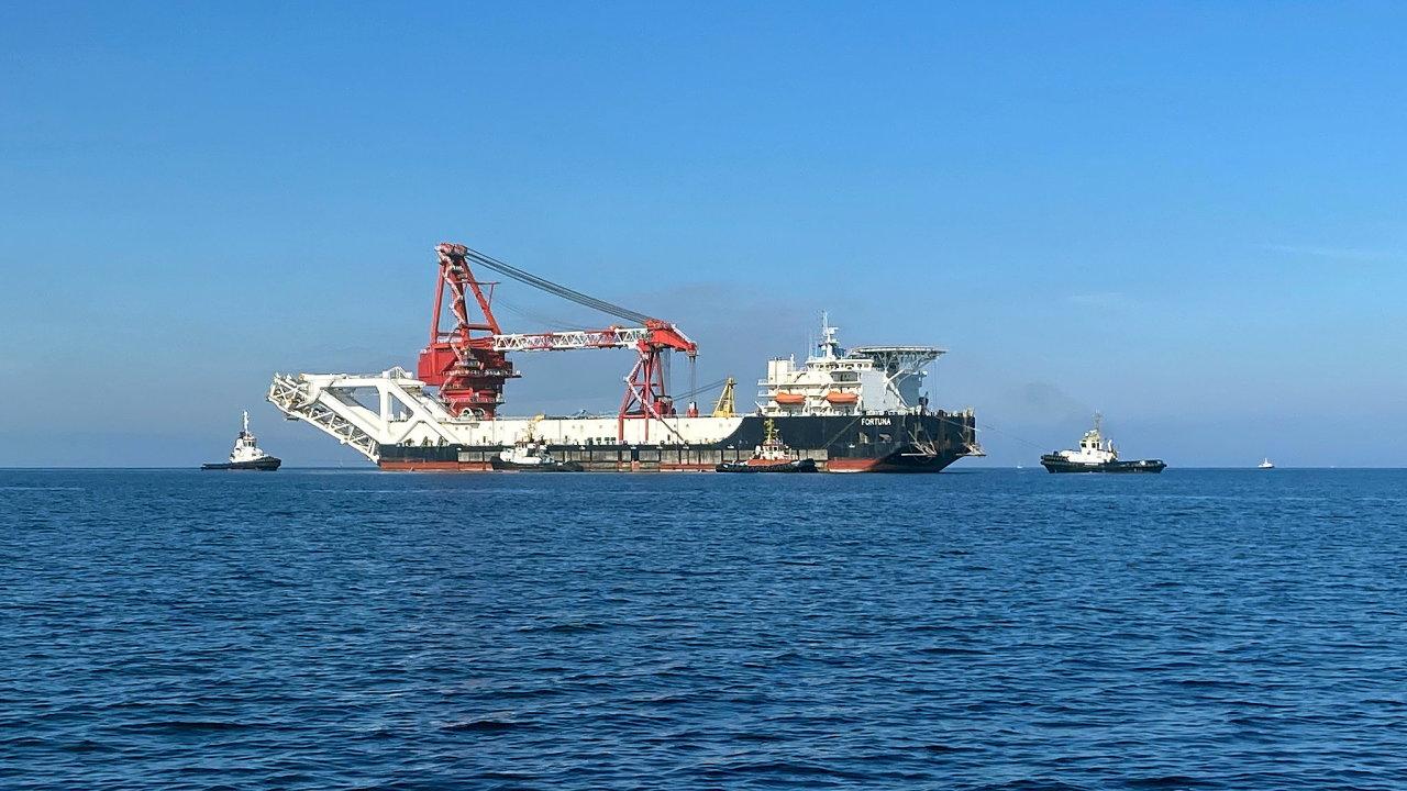 Nord Stream 2, Balt, Baltské moře