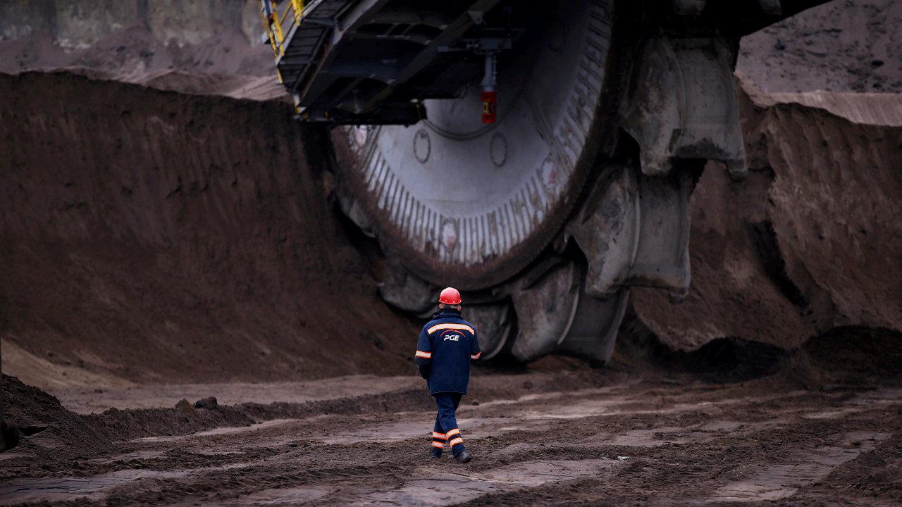 Konec těžby a spalování uhlí se blíží