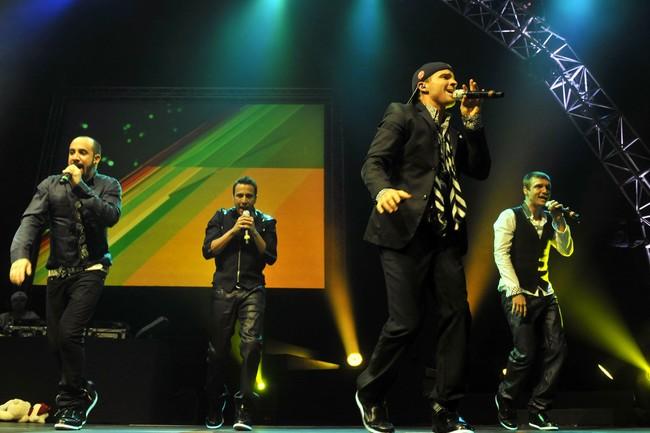 Backstreet Boys v Praze