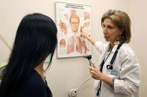 Lékař a pacient
