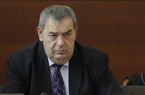 Bývalý vězeňský dozorce a komunistický poslanec Josef Vondruška
