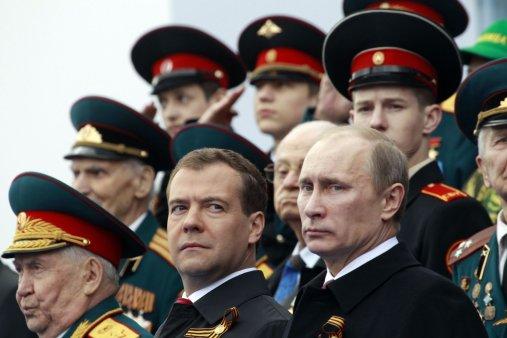 Výsledek obrázku pro Kreml přehlídka