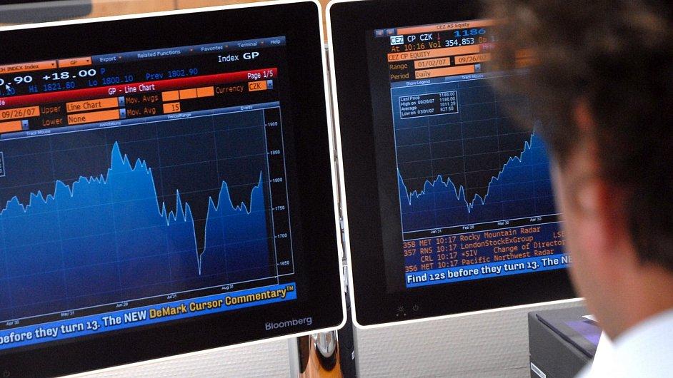 HFT trhům neškodí, ukazuje britská zpráva