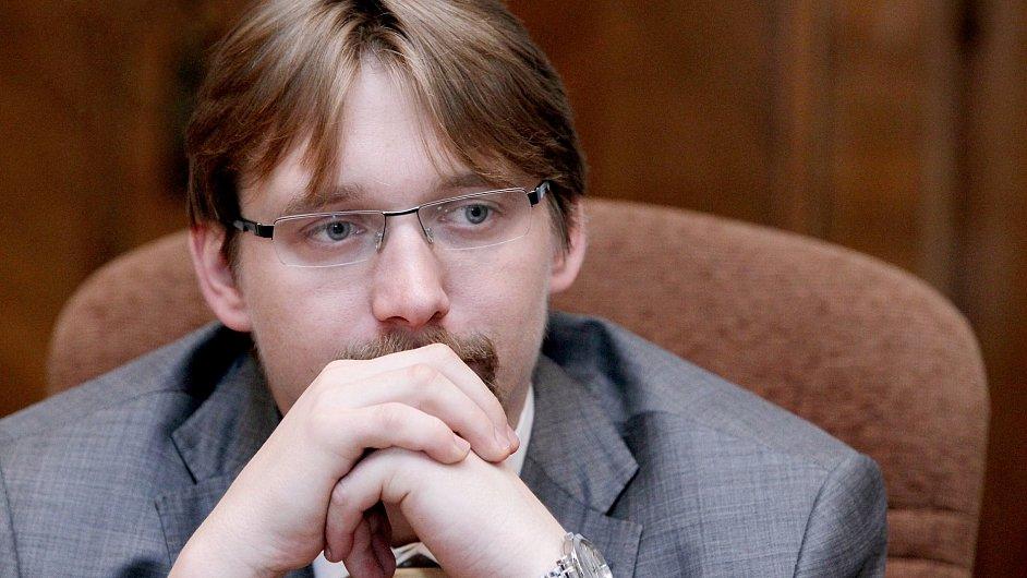Pavel Dobeš chce prorazit ve vesmírném byznysu.