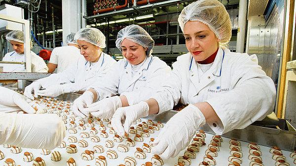 Švýcarská čokoládovna Lindt & Sprüngli loni zvýšila zisk o 11 procent - Ilustrační foto.