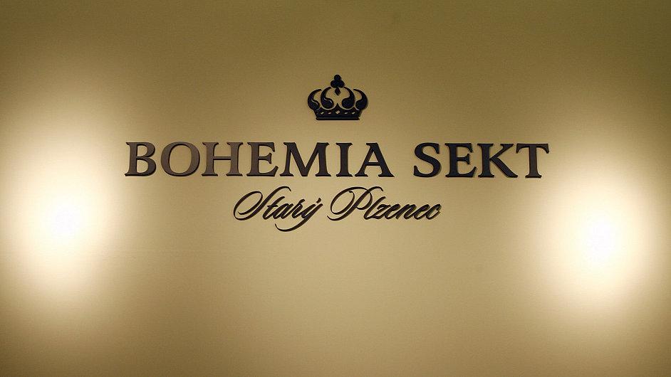 Bohemia Sekt ve Starém Plzenci