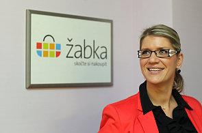 Katarína Navrátilová, generální ředitelka, Žabka