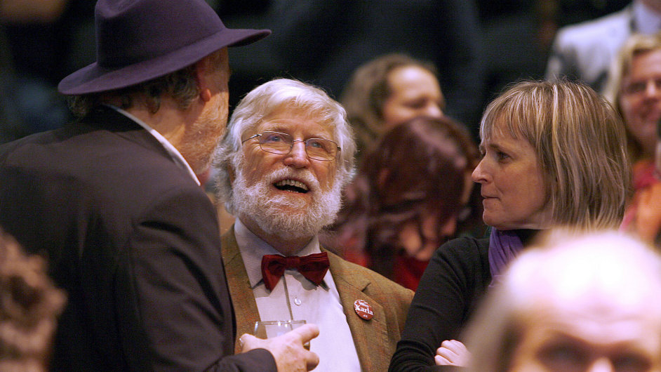 Ivan Havel podporuje Karla Schwarzenberga.