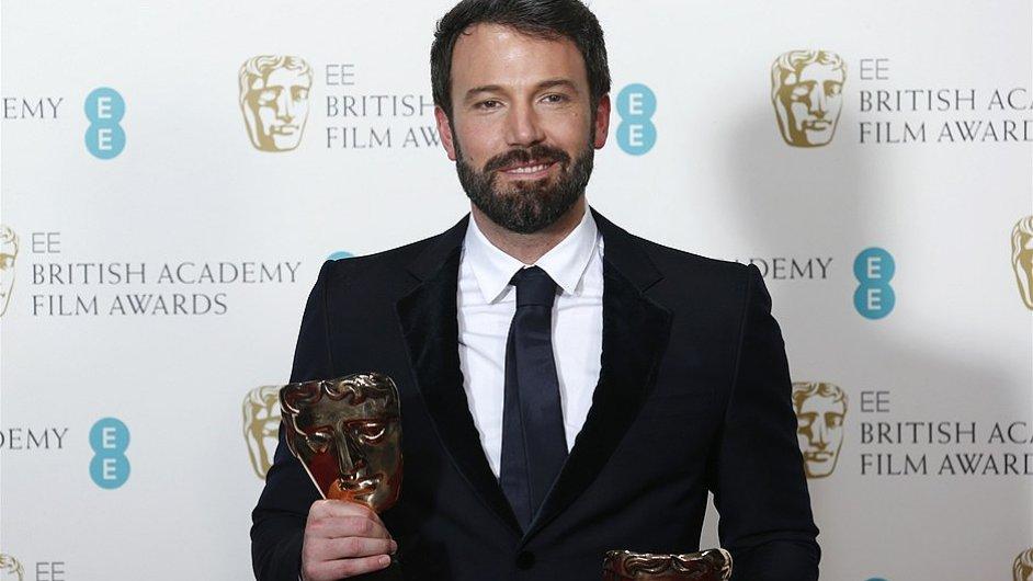 Akademici v USA Afflecka nenominovali, od Britů získal cenu pro nejlepšího režiséra