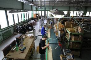 Tržby firmy Sapeli za minulý rok činily 903 milionů korun.