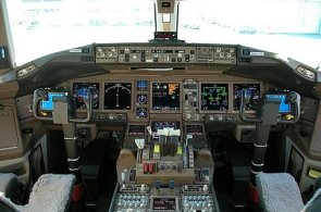 Flight management system of an aircraft